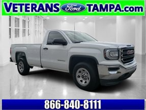 2016 GMC Sierra 1500 Regular Cab Pickup