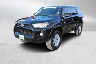 2016 Toyota 4Runner CERT LTHR NAV 4WD