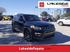 2018 Jeep Compass Latitude w/Sun/Wheel Pkg
