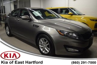 2012 KIA Optima LX Convenience Package