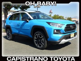 2019 Toyota RAV4 Adventure