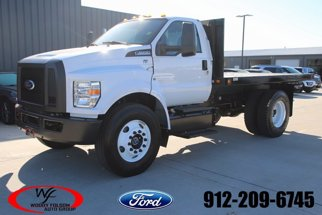 2017 Ford F-650SD