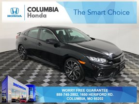 2018 Honda Civic Si Sedan