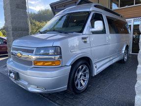 2018 Chevrolet Express 2500 Explorer