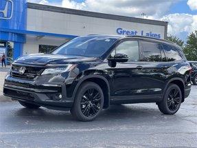 2022 Honda Pilot Black Edition