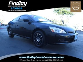 2007 Honda Accord Coupe LX