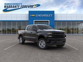 2020 Chevrolet Silverado 1500 Custom