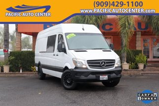 2017 Mercedes-Benz Sprinter 2500 Worker Van 170.3 in. WB