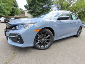 2020 Honda Civic Hatchback EX-L CVT