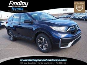 2020 Honda CR-V LX 2WD