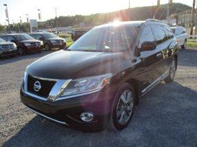 2014 Nissan Pathfinder Platinum Hybrid