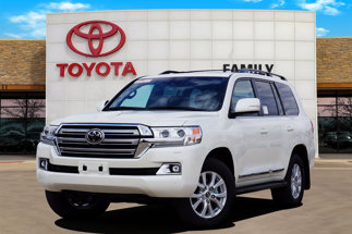 2021 Toyota Land Cruiser LE