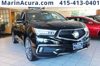 2020 Acura MDX SH-AWD 6-Passenger Sport Hybrid w/A