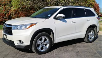Used 2015 Toyota Highlander in Abilene, TX