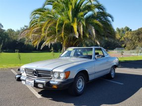 1985 Mercedes-Benz 380SL 380SL