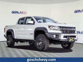 2020 Chevrolet Colorado 4WD ZR2