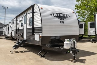 2020 FOREST RIVER AVENGER 27DBS