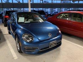 2018 Volkswagen Beetle 2.0T Coast