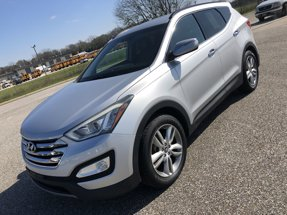 2013 Hyundai SantaFe 2.0TSport