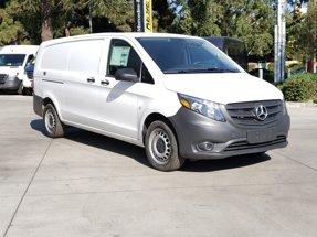 2020 Mercedes-Benz Metris Cargo Van Cargo