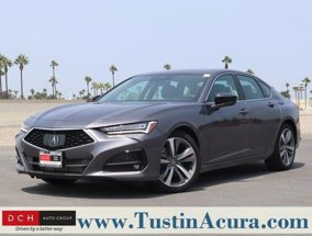 2021 ACURA TLX ADVANCE w/Advance Package