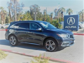 2020 Acura MDX with Technology Pkg