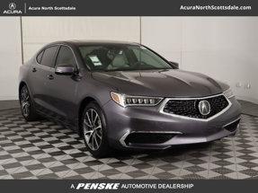2020 Acura TLX COURTESY VEHICLE