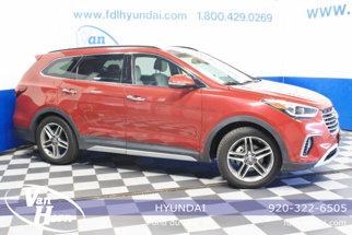 2017 Hyundai Santa Fe FWD Limited ULT w/ Tech Pkg