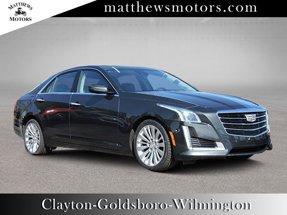 2015 Cadillac CTS Sedan Performance AWD