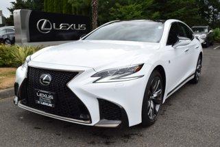 2018 Lexus LS LS 500 F Sport