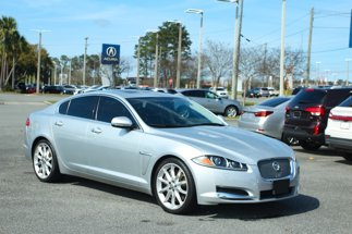2013 Jaguar XF V8 Supercharged RWD