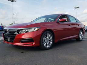 2020 Honda Accord Sedan LX 1.5T