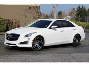 2015 Cadillac CTS Sedan RWD