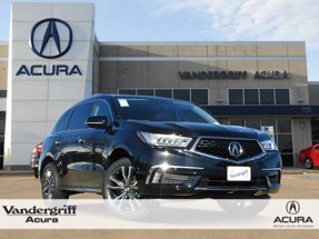 2020 Acura MDX w/Advance Pkg