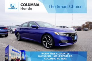 2020 Honda Accord Sedan Sport 1.5T