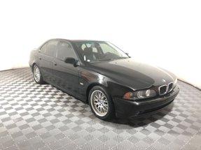2002 BMW 5 Series 530iA