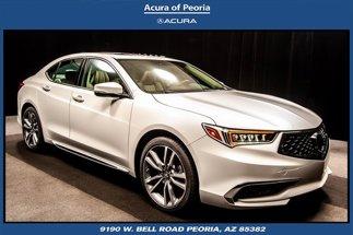 2020 Acura TLX w/TechnologyPkg