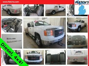 2008 GMC Sierra 3500HD DRW Work Truck