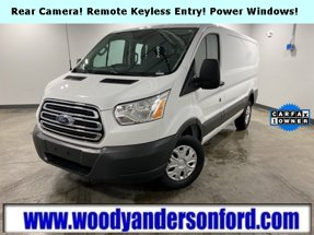 2018 Ford Transit Van Base