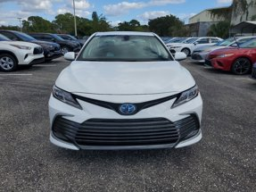 2021 Toyota Camry Hybrid LE