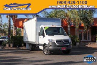 2019 Mercedes-Benz Sprinter 3500 Cab Chassis 144 WB