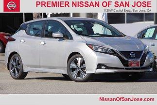 2020 Nissan LEAF SV
