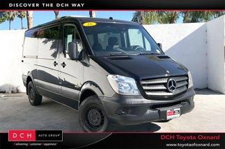 2016 Mercedes-Benz Sprinter Passenger Vans Passenger 144 WB