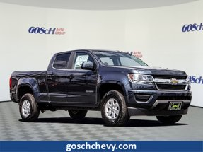 2020 Chevrolet Colorado 2WD Work Truck