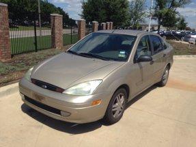 2001 Ford Focus SE Street Edition