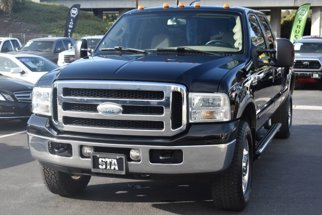 2007 Ford Super Duty F-350 SRW Lariat Pickup 4D 8 ft