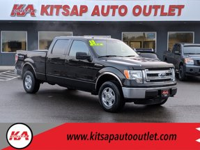 2013 Ford F-150 XLT Pickup 4D 5 1/2 ft