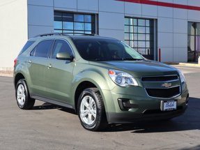 2015 Chevrolet Equinox LT with 1LT