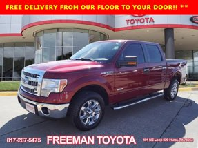 2013 Ford F-150 XLT 3.5 ECOBOOST