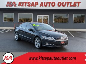 2013 Volkswagen CC Sport Plus Sedan 4D